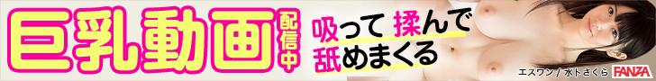 巨乳のサンプル動画が見放題!
