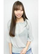 安野冴香さん☆みずいろのかわいいトップス☆