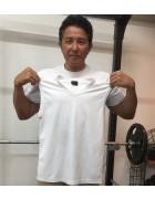 坂本一生が取材で使用したTシャツ