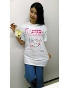 杉原枝利香★直筆サイン入りDMM6周年記念Tシャツ