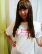 三崎りの 限定1枚! 直筆サイン入り6周年オリジナルTシャツ