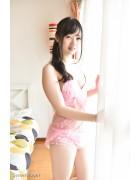 ♪柚木えりなさんが撮影で着用したベビードールキャミ