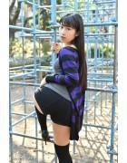 ♪佐倉仁菜さんが撮影で着用したショートパンツ
