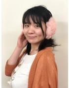 【2nd DVD発売記念】明石裕未さんが愛用したイヤーマフ。サイン入りチェキ付き!