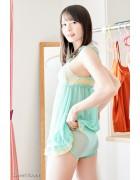 ♪佐野水柚さんが撮影で着用したベビードールパンツ