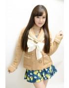 小松りな☆愛用☆リボン付きジャケット
