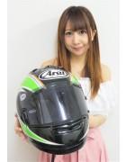 ☆結月こころ 直筆サイン入りヘルメット☆