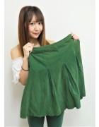 ☆結月こころ 直筆サイン入りスカート(緑)☆