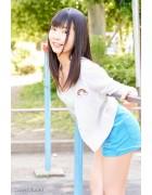♪柚月彩那さんが撮影で着用したカーディガン