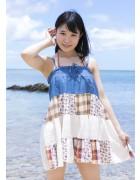 佐々野愛美 最新DVD「ささ蜜」内で撮影したワンピース