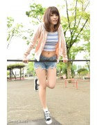 ♪竹内 花さんが撮影で着用したアンクルソックス