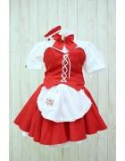 ☆サイン入☆ミアカフェ ミニ制服 メイド服 クリスマス衣装