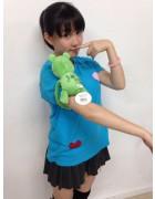 松村愛永の 『のびのびカエル』