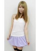 舞さん☆パープルのバルーンスカート☆