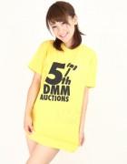 【5周年記念】MAAMI☆サイン入りDMMオリジナルTシャツ
