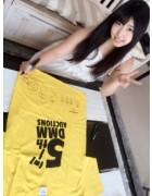 【5周年記念】森村さき サイン入りDMMオリジナルTシャツ