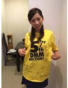 【5周年記念】春馬めぐみサイン入りDMMオリジナルTシャツ