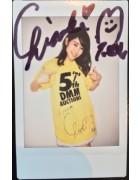 【5周年記念】森ちあきサイン入りDMMオリジナルTシャツ