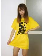 【5周年記念】結月こころ直筆サイン入りDMMオリジナルTシャツ