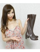 萌奈美さん☆おしゃれなブーツ☆