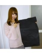 ☆小倉あいか直筆サイン入り布袋(黒)☆