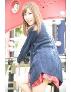 ♪伊藤里織さんが撮影で着用したカーディガン