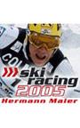 Ski racing 2005 ヘルマン・マイヤー 日本語マニュアル付英語版
