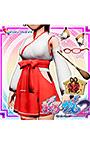 追加DLC 「短めの巫女服」衣装セット(ぎゃる☆がん2)