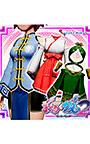 オススメ衣装DLC 3種セット 第四弾(ぎゃる☆がん2)