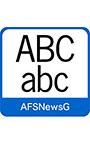 AFS復刻欧文フォント AFSNewsG