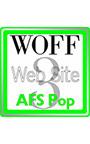 AFS woff Pop 3書体セット