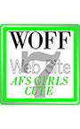 AFS woff Girls CUTE 7書体セット