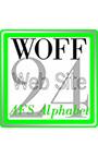 AFS欧文 woff 24書体セット