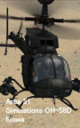 Area 51 Simulations OH-58D Kiowa (カイオワ)