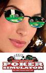 ポーカー シミュレータ(日本語マニュアル付き英語版)