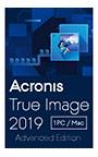 Acronis True Image Advanced Subscription 1 Computer(ダウンロード版)