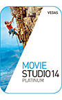 VEGAS Movie Studio 14 Platinum ダウンロード版