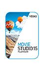 VEGAS Movie Studio 15 Platinum ダウンロード版