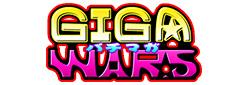 パチマガGIGAWARS・ロゴ