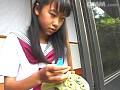 ちょっと恥ずかしいです*14才の夏 池内彩 中学2年生 サンプル画像 No.3