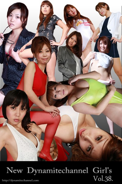 vol.38 New Dynamitechannel Girl's