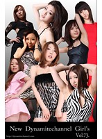 vol.73 New Dynamitechannel Girl's