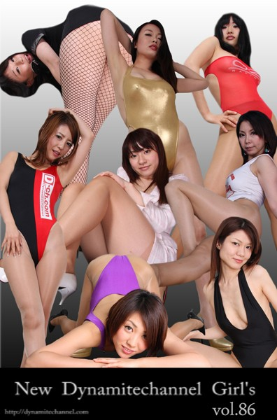 vol.86 New Dynamitechannel Girl's