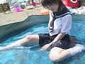 Vol.1 びしょびしょ 18才の大開脚 まりあ れい サンプル画像 No.1