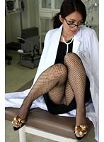 イクイク素人女医-レオナ28歳-イメージビデオ