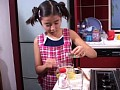 1 美少女学級 ランドセルステーション 初等部4年生 飯島彩子 サンプル画像 No.3