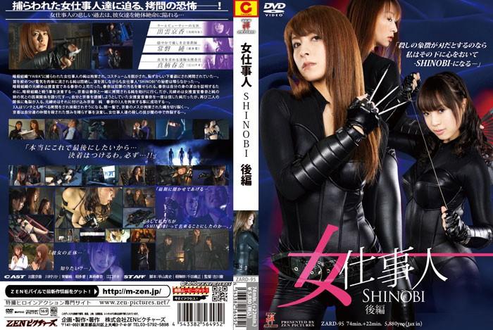 【相多愛動画】女仕事人-SHINOBI-後編のダウンロードページへ