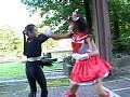 ヒロイン危機一髪Jr3 美少女ファイター セーラーソルジャー プリンセス サンプル画像 No.4