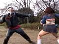 格闘美少女 サンプル画像 No.4