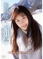【船岡咲 雪月花 動画】雪月花-船岡咲-美少女